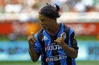 Ronaldinho-Queretaro-2014