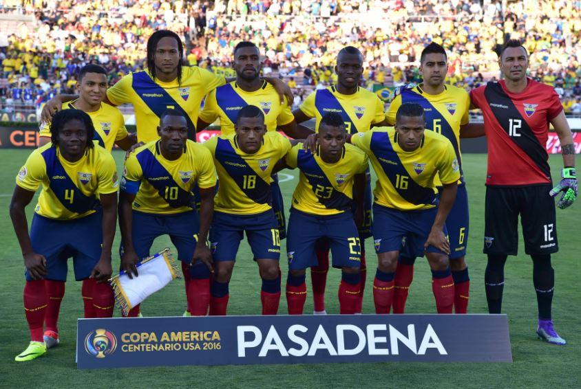 La Selección Ecuatoriana descendió cuatro puestos en el ranking ...