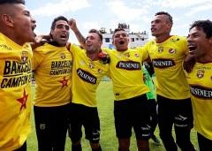 Anuario del fútbol ecuatoriano - 2016