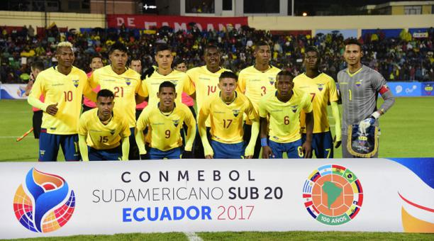 Venezuela Sub 20 Contra Ecuador Sub 20: Brasil-Paraguay Y Ecuador-Chile, Juegos Cruciales Del