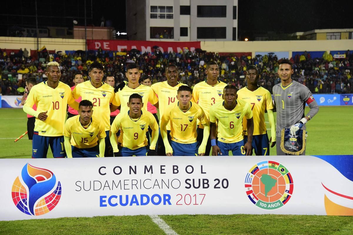 Ecuador Vs Venezuela Sub 20: Las Fechas Del Hexagonal Final En El Sudamericano Sub 20