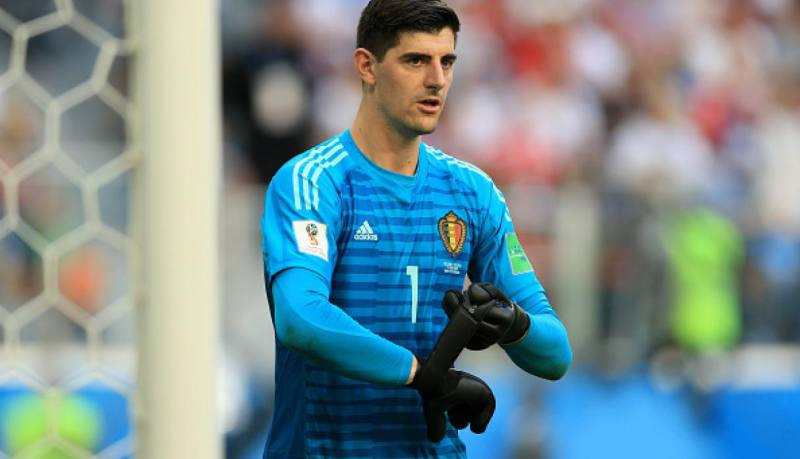 Thibaut Courtois f14d2be34443b