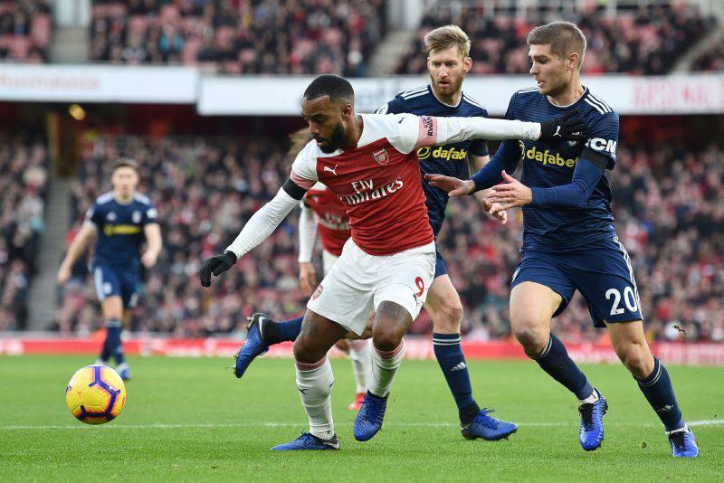 Premier League  Arsenal comienza el 2019 con goleada  3860cf84c1b2e