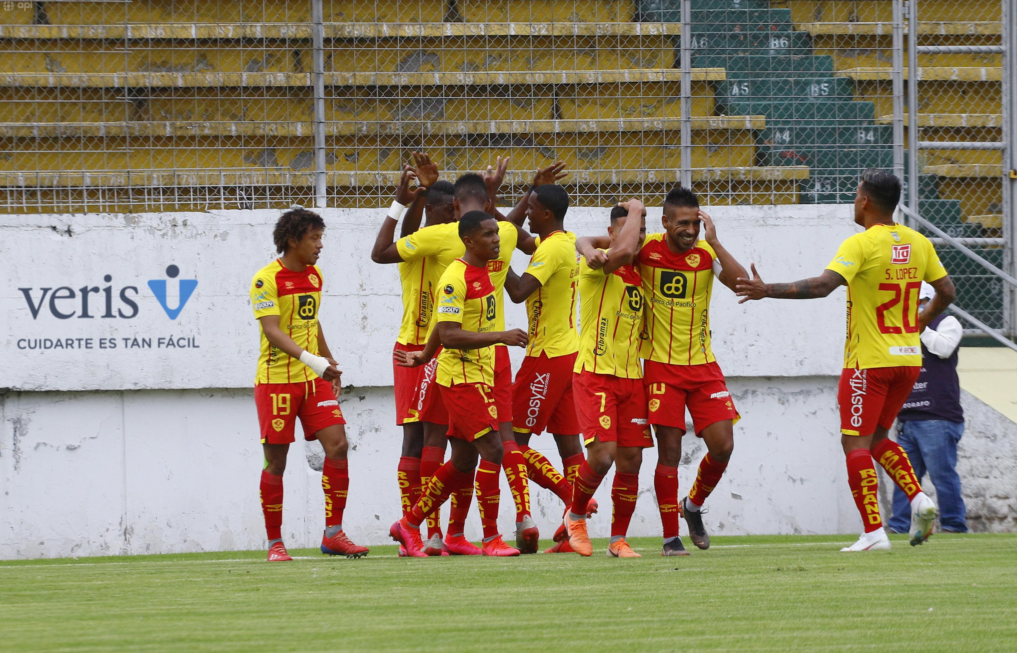 Desde Aucas se pronuncian sobre la sanción de LigaPro por supuesto  incumplimiento de protocolo – El blog de mi fútbol Ecuatoriano