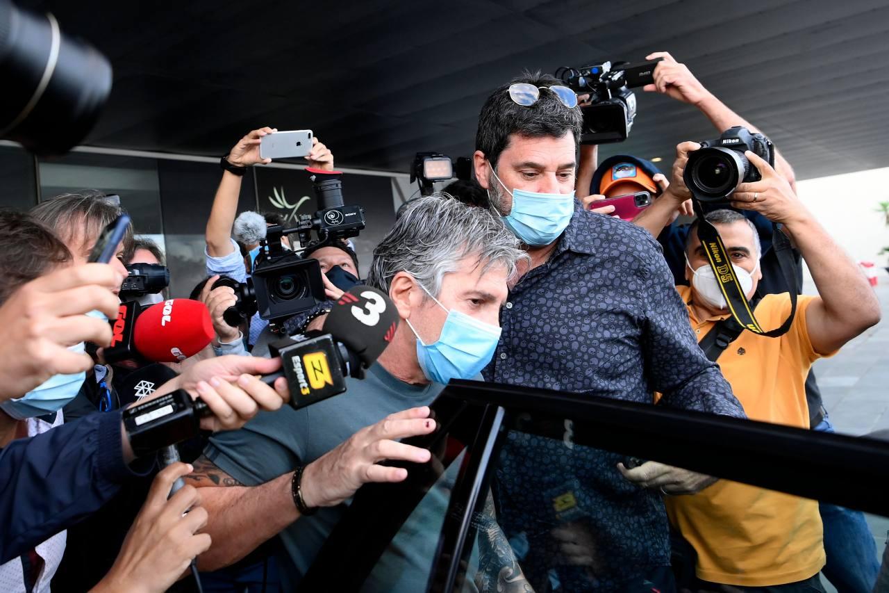 Barcelona comunica al papá de Messi que no dejará ir al argentino tras la primera reunión entre ambas partes