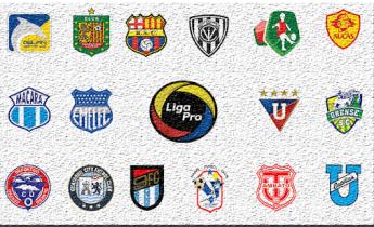 Equipos de la Liga Pro Serie A de Ecuador 2021
